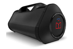 Monster Blaster Black Ultimate Performance Wireless Boombox - Click for more details