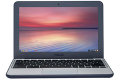 "Asus C202SA 11.6"" Chromebook (Intel Celeron N3060/1.6GHZ/4GB DD3) - Click for more details"