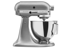 KitchenAid Ultra Power Plus 4.5 Qt Tilt-Head Stand Mixer - Silver - Click for more details