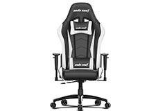 Anda Seat Axe Series Gaming Chair Black/White - Click for more details