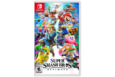 Super Smash Bros. Ultimate - Nintendo Switch - Click for more details
