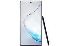 "Samsung Galaxy Note10+ 6.8"" 256GB Unlocked - Black - Click for more details"