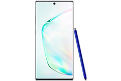 "Samsung Galaxy Note10+ 6.8"" 256GB Unlocked - Prism Silver - Click for more details"