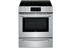 Frigidaire 5.0 Cu. Ft. Front-Control Freestanding Electric Range - Click for more details