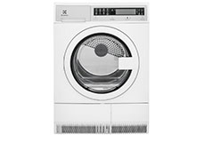 Electrolux 4.0 Cu. Ft. Electric Dryer - White - Click for more details