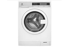 Electrolux 2.8 Cu.Ft. Front Load Stream Washer - White - Click for more details