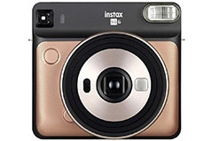 FUJIFILM Instax Square SQ6 Insant Camera - Blush Gold - Click for more details