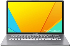 "Asus VivoBook 17.3"" X712 Laptop (Intel i5/8GB RAM/1TBHDD/Win 10) - Click for more details"