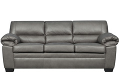 Jamieson Sofa in Pewter - Click for more details
