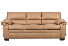 Jamieson Sofa in Caramel - Click for more details