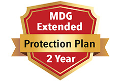Extended Protection Plan (2 years parts & labour)