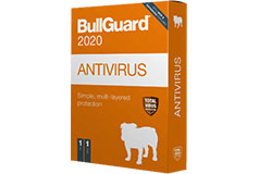 BullGuard Antivirus with 2 years license - Click for more details