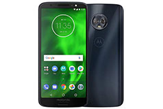 "Motorola Moto G6 5.7"" - Midnight Blue (1.8GHz octa-core/3GB RAM/32GB ROM/Android) - Click for more details"