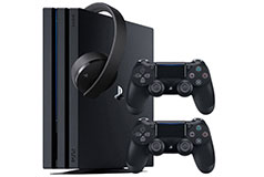 PlayStation 4 Pro 1TB Bundle - Click for more details