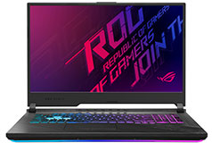 "Asus ROG Strix G i7-10750H 17.3"" Gaming Laptop (16GB RAM/NV GTX 1660Ti/1TB/Win 10) - Click for more details"