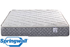 "Garnet 10"" Tight Top Firm Pocket Coil Queen Mattress - Click for more details"