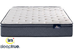 "Colette 11.5"" Eurotop Plush Pocket Coil Twin Mattress - Click for more details"