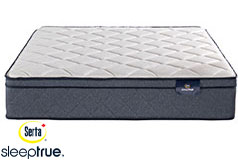 "Bethanee 11.5"" Eurotop Plush Pocket Coil Queen Mattress - Click for more details"