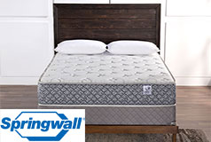 "Sapphire 11.5"" Tight Top Plush Pocket Coil King Mattress & Boxspring"