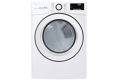 LG 7.4 cu.ft. Ultra Large Electric Dryer