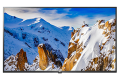 "LG 75"" 4K UHD TV - Click for more details"