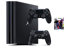 PlayStation 4 Pro Gaming Bundle - Click for more details