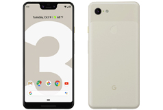 Google Pixel 3XL - Not Pink (Neutral taupe/128 GB Storage/4GB RAM/Android) - Click for more details