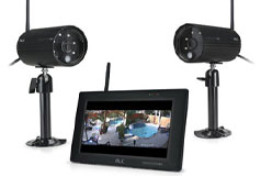 ALC AWS3377 Surveillance System & Touch Screen Monitor - Click for more details