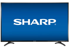"Sharp 55"" 4K UHD LED Smart TV - Click for more details"
