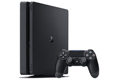 PlayStation 4 Slim 1TB Console - Click for more details