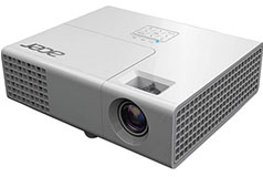 Acer X1373WH DLP Projector - Click for more details