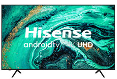 "Hisense 50"" H78G Series 4K Ultra HD Android Smart TV"