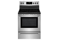 "Frigidaire 30"" Electric Range - Stainless Steel - Click for more details"