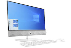 "HP Pavilion 27"" AIO 27-d0409 Touchscreen Desktop"