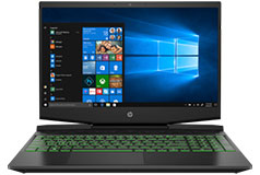 "HP Pavilion 15.6"" i5-10300H Gaming Laptop (8GB/256GB/GeForce GTX 1050/Win 10 Home) - Click for more details"