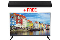 Samsung HW-S60T 4.0ch All-in-One Soundbar + FREE Bolva 32'' HD LED TV - Click for more details