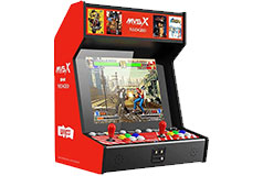 SNK MVSX Home Arcade with 50 preinstalled Games