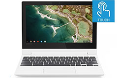 "Lenovo 11.6"" C330 Touchscreen Chromebook (MediaTek MT8173C/4GB/64GB/Chrome) - Click for more details"