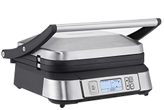 Cuisinart Contact Griddler with Smoke-less mode - Click for more details