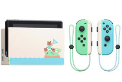 Nintendo Switch Animal Crossing Console Only