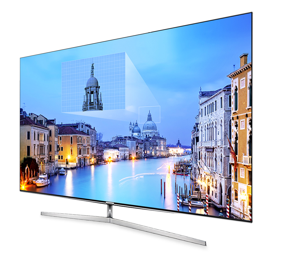 "Samsung 70"" UHD 4K Flat Smart TV"