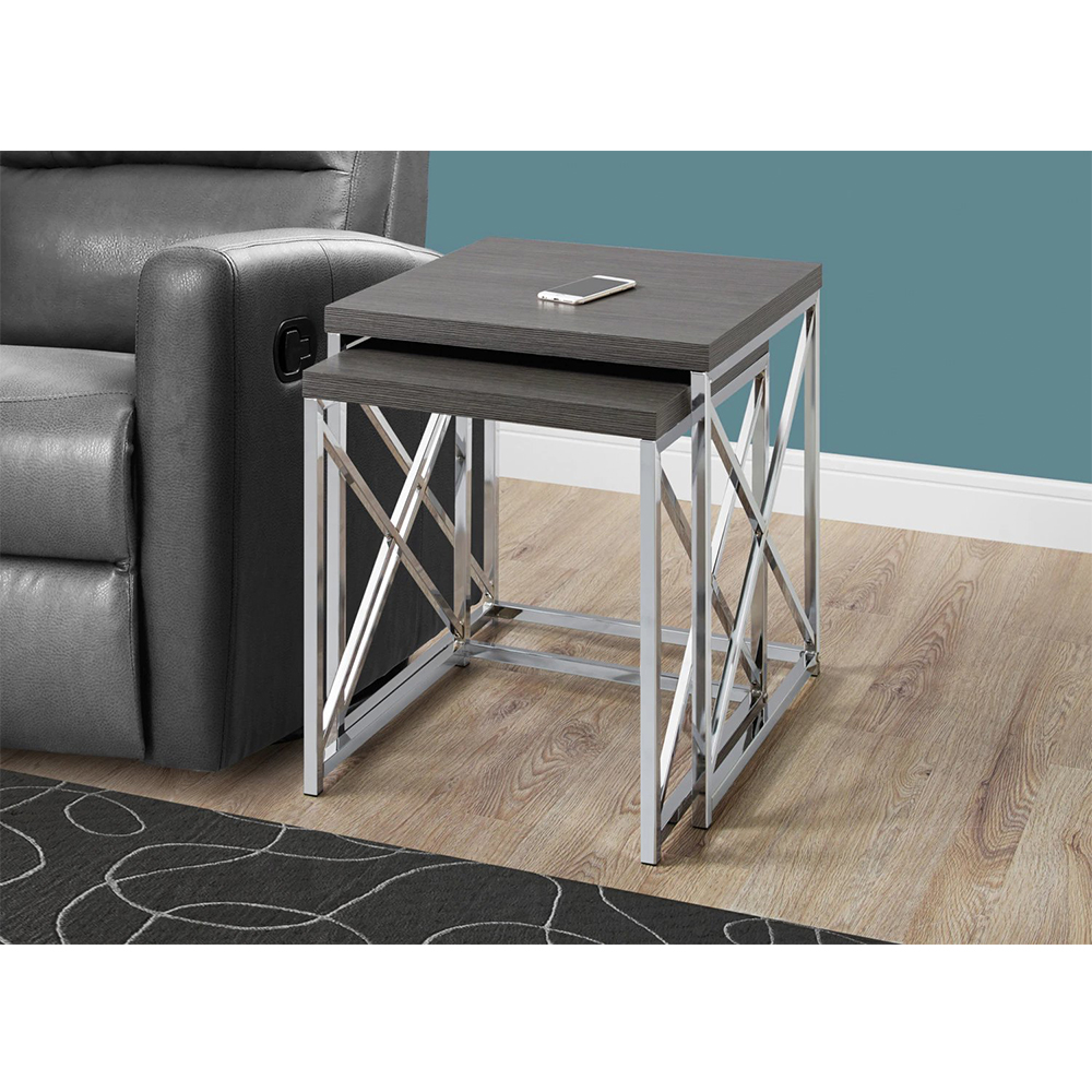 Henery 2 Piece End Table