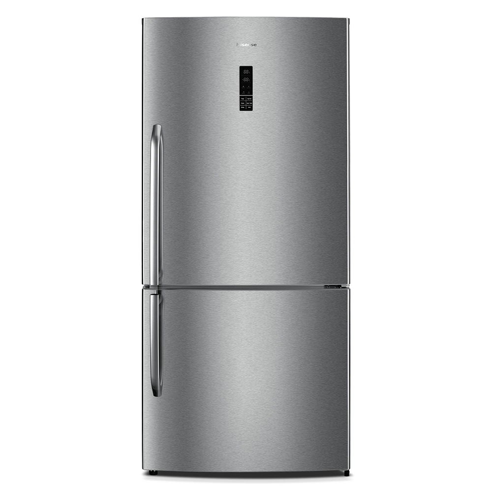 Hisense 17 Cu. Ft. Bottom-Mount Refrigerator  with Right Door Swing