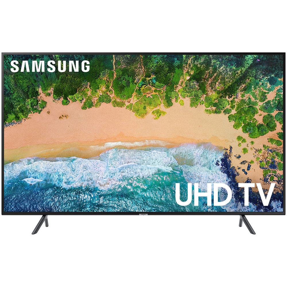 "Samsung 75"" UHD HDR 4K LED Smart TV NU7100 2018 Model"