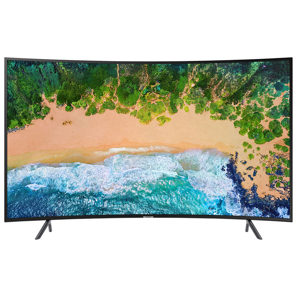 "Samsung 65"" UHD HDR  4K Curved LED Smart TV NU7300 2018 Model"