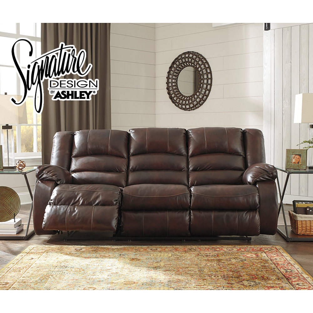 Marvelous Levelland Reclining Sofa In Top Grain Leather Home Interior And Landscaping Elinuenasavecom