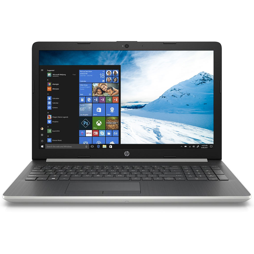 "HP 15.6"" i5-8250U Laptop(Intel i5/8GB RAM/2TB HDD/Win 10)"