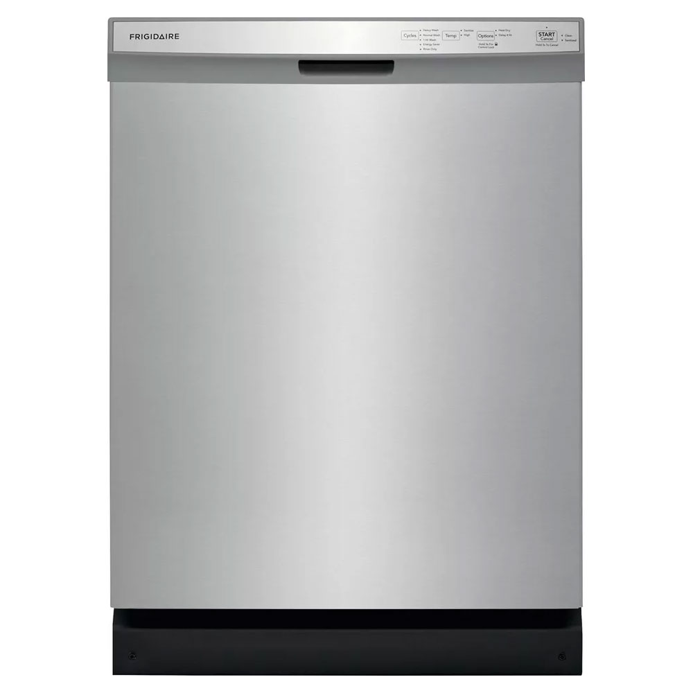 Frigidaire 24'' Built-In Dishwasher in Stainless Steel