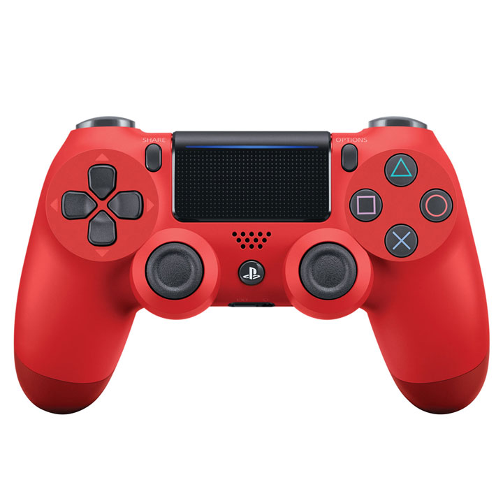 PS4 Dualshock 4 Wireless  Controller - Red