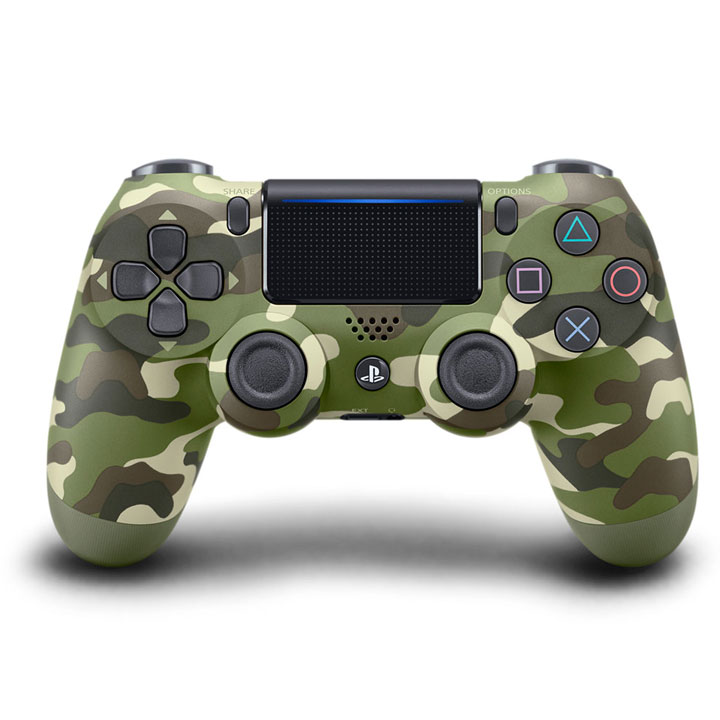 PS4 Dualshock 4 Wireless  Controller - Camo